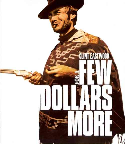 FOR A FEW DOLLARS BY EASTWOOD,CLINT (Blu-Ray)