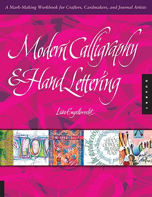 Modern Calligraphy & Hand Lettering By Engelbrecht, Lisa